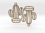 Cactus Arms Earrings