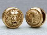 Zodiac Lion (charms)