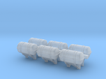 1:72 scale LifeBoat Canister - Wall