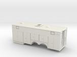 1/87 Heavy Rescue body non-rollup doors