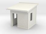 HO NSWR 'Cheap' Platform Level Signal Box