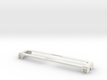 1/64 S-scale Whitcomb 65 Ton Loco Frame