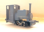 009 Kerr Stuart 'Wren' - Enclosed Cab (4mm Scale)