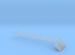 'N Scale' - Eng. Serv. Platform - Stairs/Railings