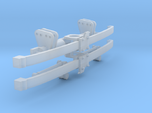 Monoleaf Roller Axle 1/25
