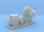 1/48 IJN Electric Deck Winch
