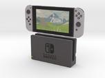 1:6 Nintendo Switch (with Dock)