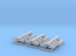 1/87 Light Towers set of 3