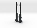 Null-rays for CW Slingshot/Fireflight