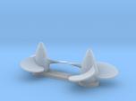 U Boat VIIc Propellers