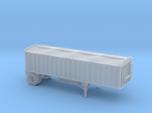 N-Scale CPS/Manac Pup Grain Trailer with Tarp