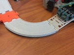 Titans Return Curved Extension Ramp