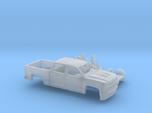 1/87 2016 Chevrolet Silverado Two Piece Kit