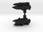 Transformers Missile Rack (5mm post)