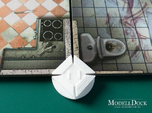 Tile Connector for Zombicide board game
