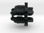 28mm Grav Guns on Sprue