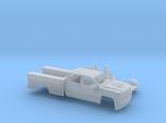 1/87 2016/17 Chevrolet Silverado Crew/Utility Kit