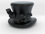 Mini Fig Steam Punk Top Hat N Goggs