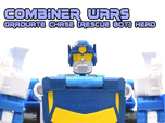 Chase Combiner Wars Head (4mm ball socket)