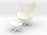 Miniature Egg Chair - Arne Jacobsen