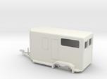 1031 Horse trailer HO