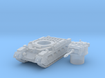 Matilda II tank (British) 1/200