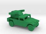 1/160 Scale Humvee Avenger