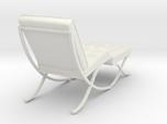 Miniature Barcelona Chair - Ludwig Van Der Rohe