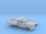 1/87 2017 Ford F-Series Reg.Cab Dump Bed Kit