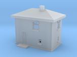 Signal box - T scale 1:450