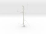 1/72 USN IOWA Class Main Mast