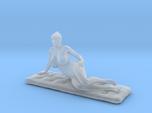 Artistic nude on cushion.  v2