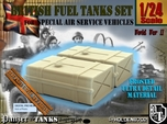 1-24 SAS Jeep Fuel Tanks FUD