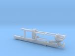 Small Crane Boom 1-87 HO Scale