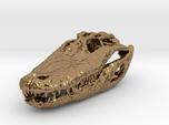 Alligator Skull pendant