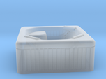 Jacuzzi Outdoor Hot Tub N-scale