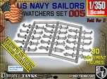1/350 US Navy Watchers Set005