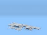 1:350 Scale Nimitz Class Hangar Bay 2