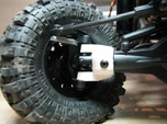 Axial SCX C-hub left side V2