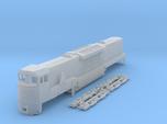 N Scale U50c locomotive