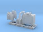 1/64th De-watering diesel water pump