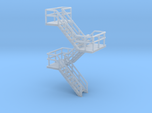 N Scale Staircase H35.2mm