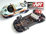3D chassis - SuperSlot Mclaren MP4 (Combo)