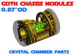 GCM087 - Crystal Chamber Part 2 - Insert