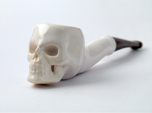Skull Tobacco Pipe