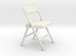 Miniature 1:24 Scale Folding Chair 1