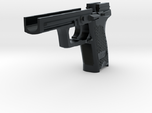 1:6 scale H&K USP lower with levers