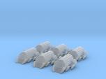 Puddle Jumper Large Set: 1/700 scale