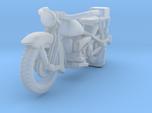 Police Harley Davidson 1930    1:87