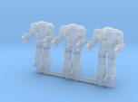 1/87 Scale BEE-BO Robot x3